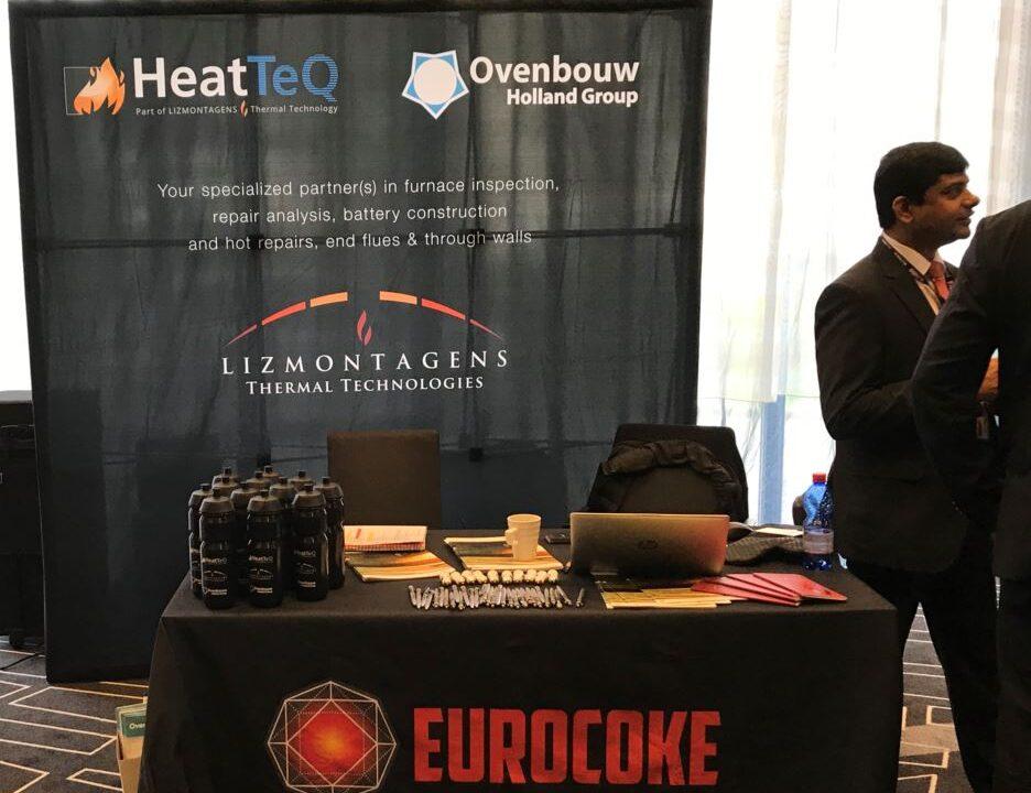 Ovenbouw Holland Group op de Eurocoke summit 2019